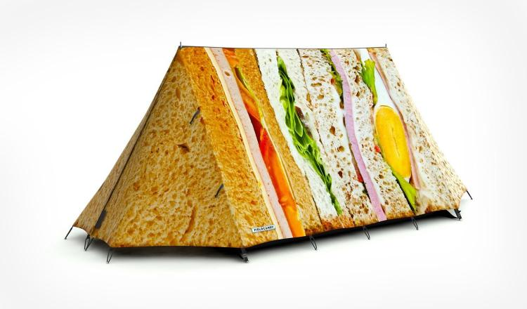 Club Sandwhich Camping Tent