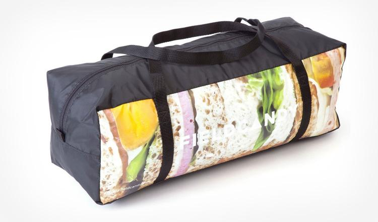 Club Sandwhich Camping Tent Bag