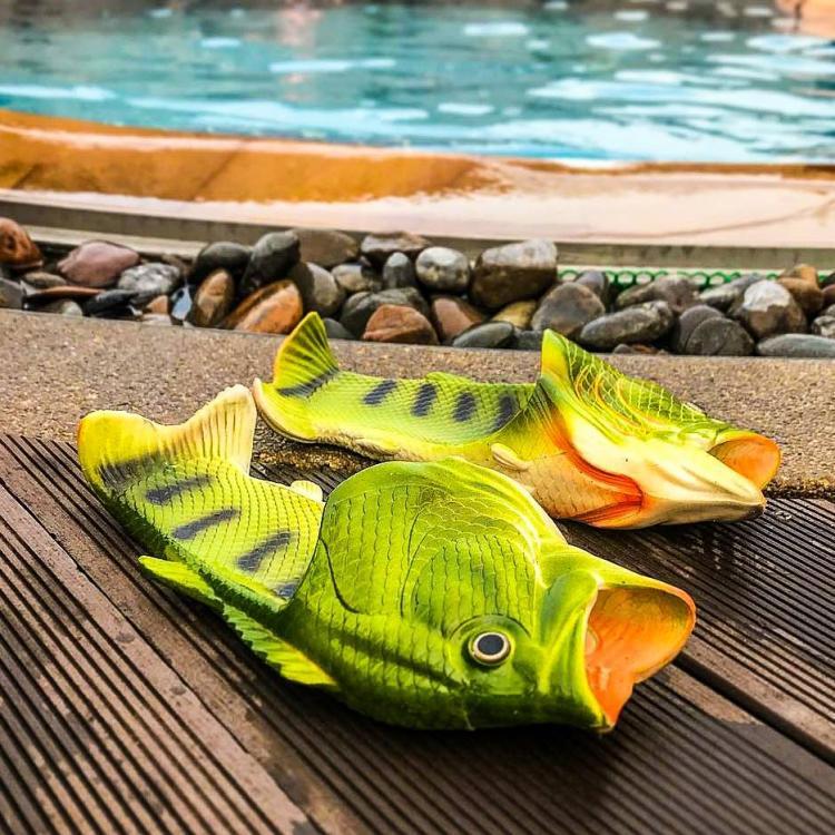 Coddies Fish Sandals - Fish shaped sandals