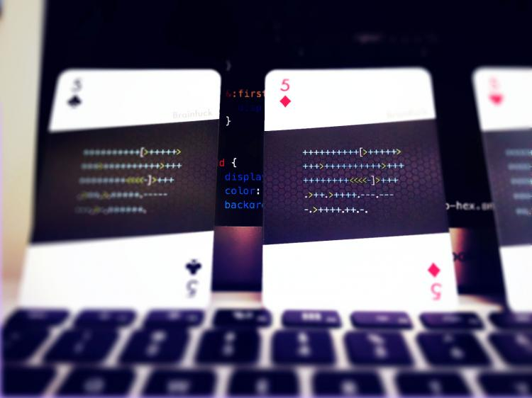Code:Deck Playing Cards For Developers
