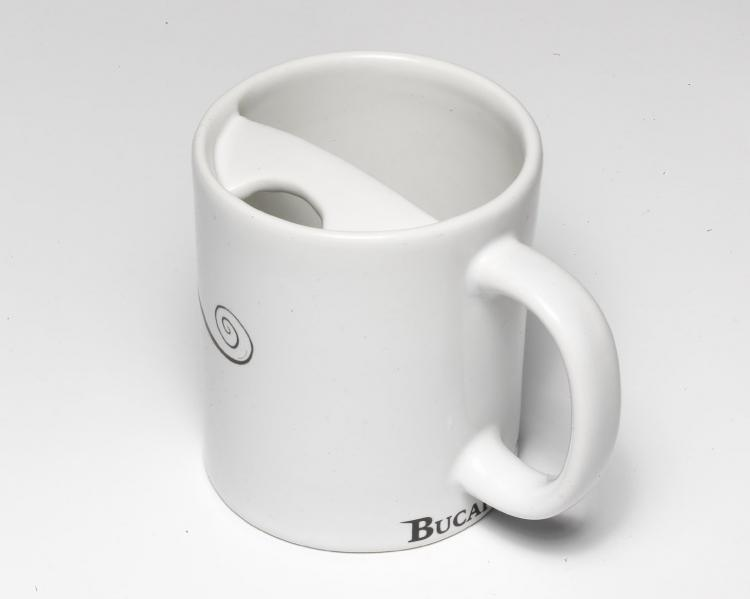 This Coffee Mug Protects Your Mustache From Coffee Stains