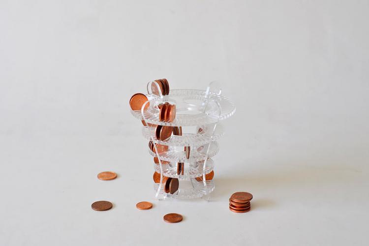 Ваза для монет