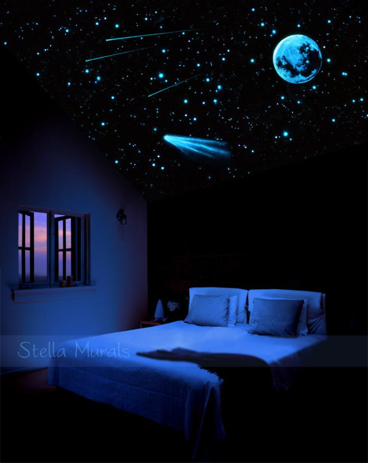Bedroom Aesthetic Blue