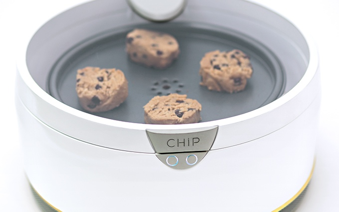 Chip Smart Cookie Oven - Keurig Like Machine For Baking On-Demand Cookies