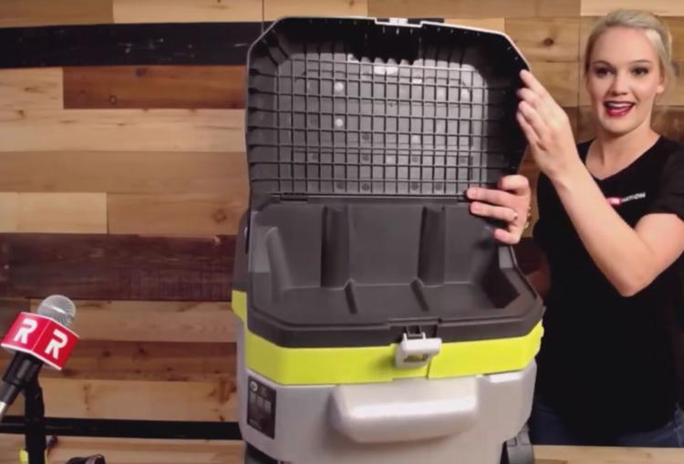 RYOBI Cooling Cooler - A/C electric cooler - Air-conditioning cooler