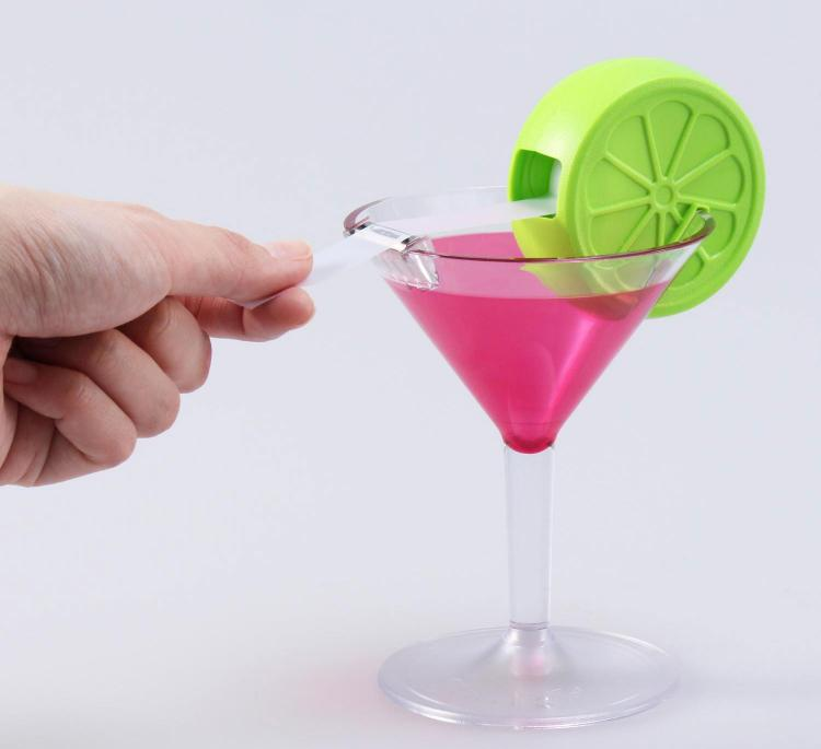 Cosmo Cocktail Glass Tape Dispenser