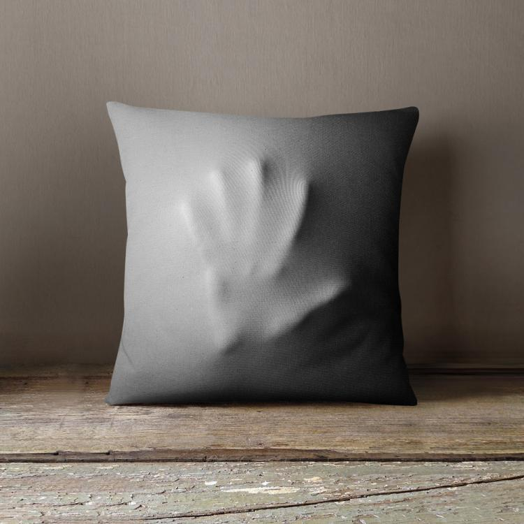 Creepy 3D Hand Inside Pillow Case - 3D Halloween Pillows - 3D Handscary Halloween pillow