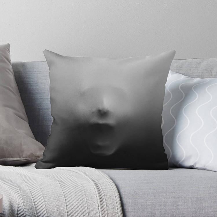 3D Halloween Pillows - 3D face scary Halloween pillow