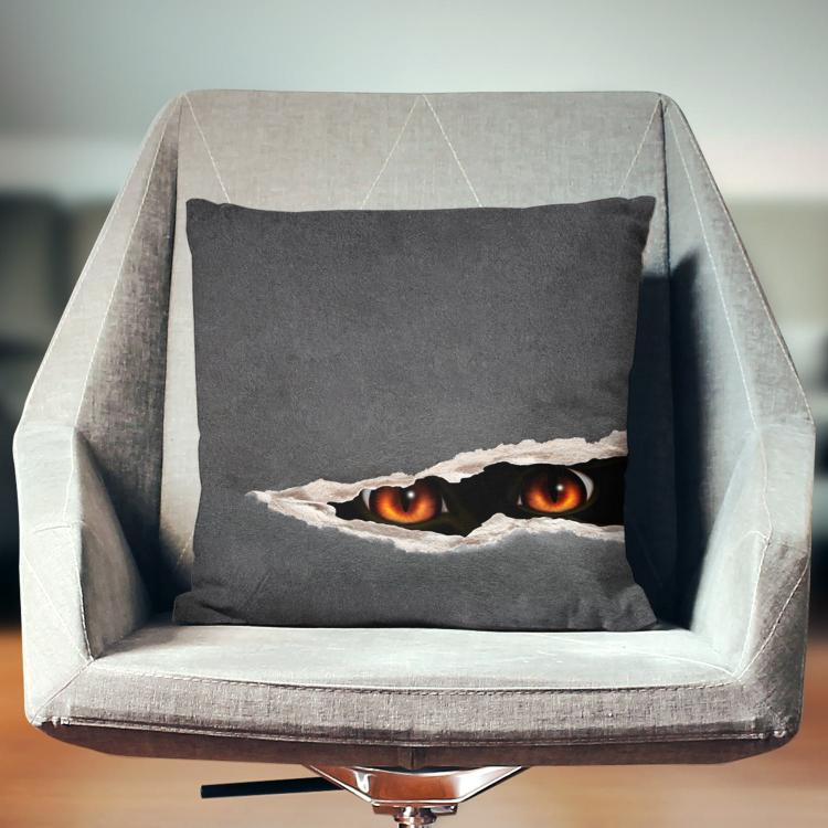 3D Halloween Pillows - 3D scary Halloween pillow