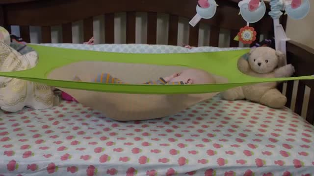 crescent womb newborn crib hammock   newborn safety bed   reduces risk of sids crescent womb  a newborn crib hammock which helps reduce risk of sids  rh   odditymall