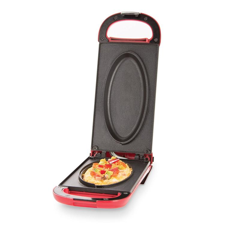 Dash Omelette Maker - Flippable cooking pan lets you make anything in minutes
