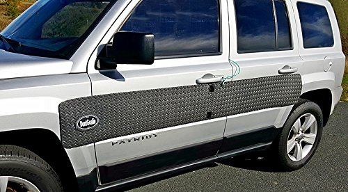 Dent Goalie Magnetic Car Panels Protect Vehicles from Door Dings