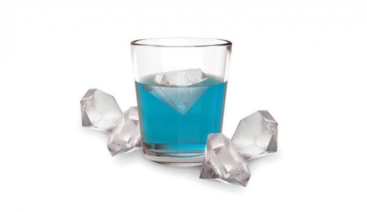 Diamond Ice Cube Tray