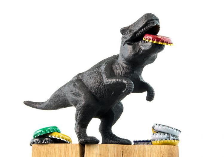 dinosaur bottle opener rex bottle opener - Bottle Opener