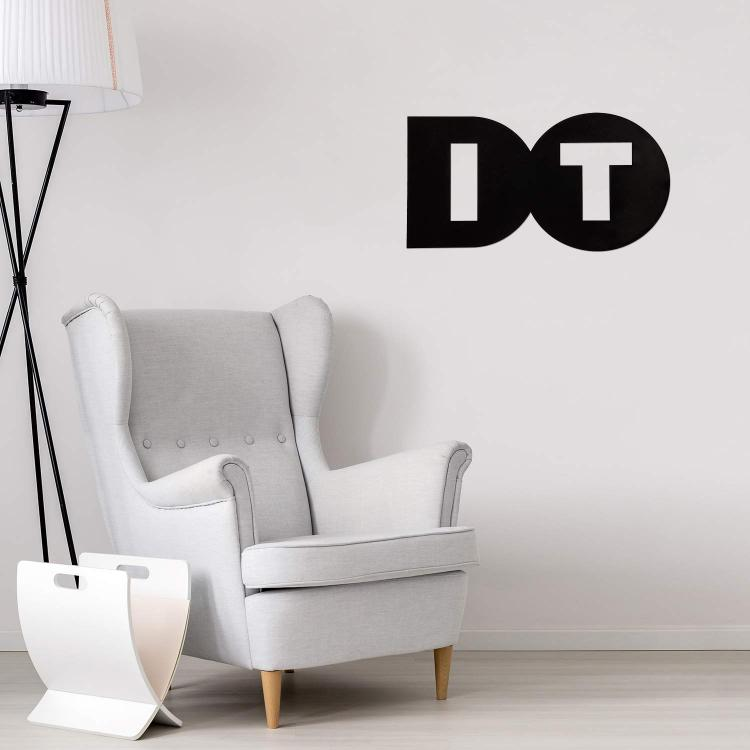 DO IT Inspirational Metal Wall Art
