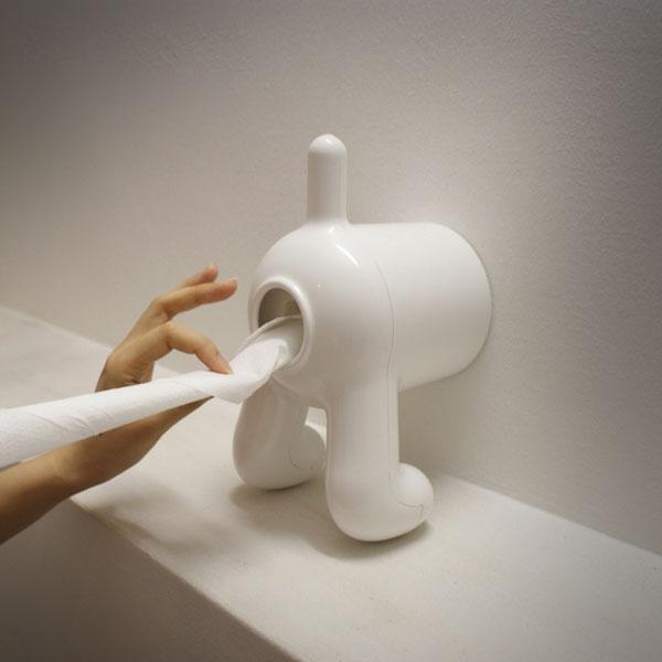 Christmas Toilet Paper Holder