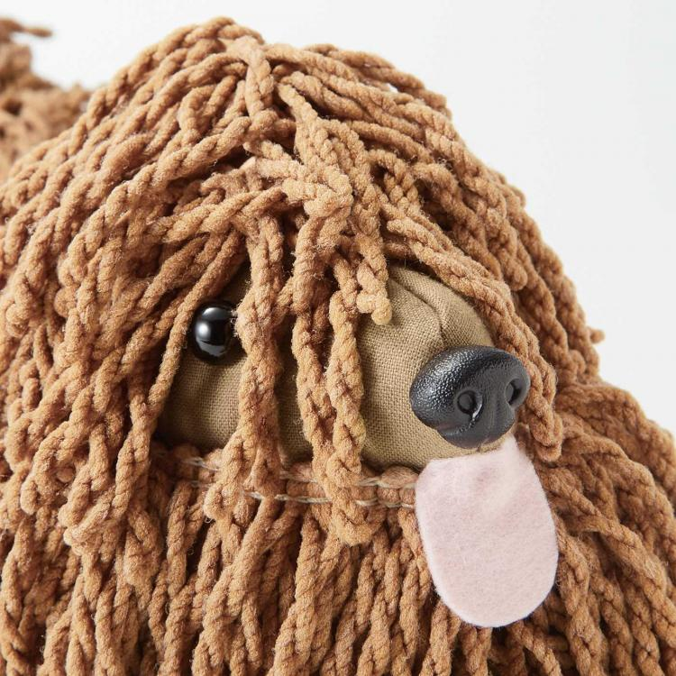 Japanese Mop That Looks Like a Dog - Dog Mop
