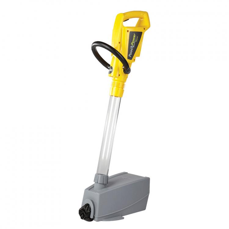 Pet Pooch Power Shovel - Dog Poop Vacuum - Dog Waste Vacuum Poop Picker-Upper