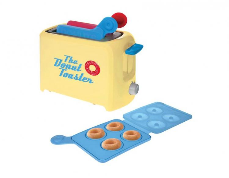 Donut Toaster Makes Homemade Mini Donuts - Home Mini Donut Maker