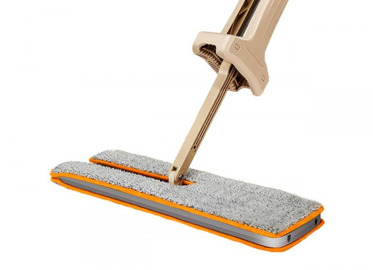 Hanva Double-sided self-wringing floor cleaning mop