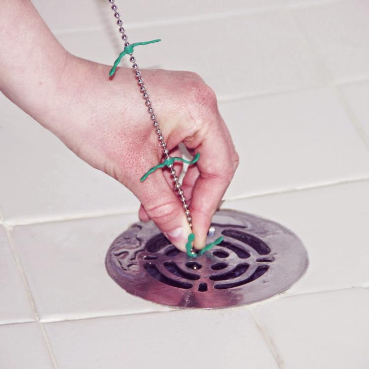 Drain Wig - Bathtub drain hair catcher - shower hair catcher