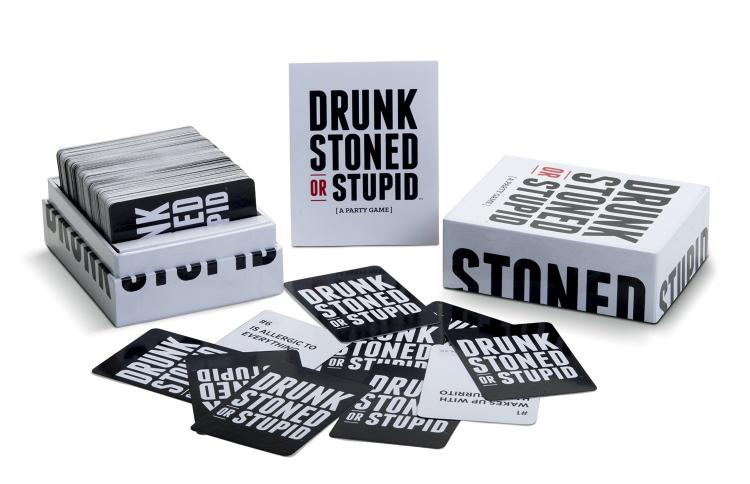 Drunk, Stoned, or Stupid Party Game