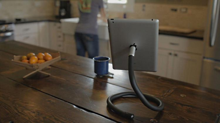 Dundabunga Flexible Snake Coil Phone and Tablet Mount