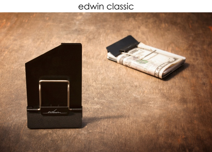 Edwin Multi-Tool Wallet With A Bottle Opener