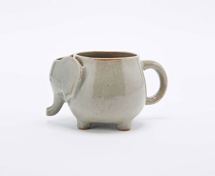 Cute Elephant Tea Mug