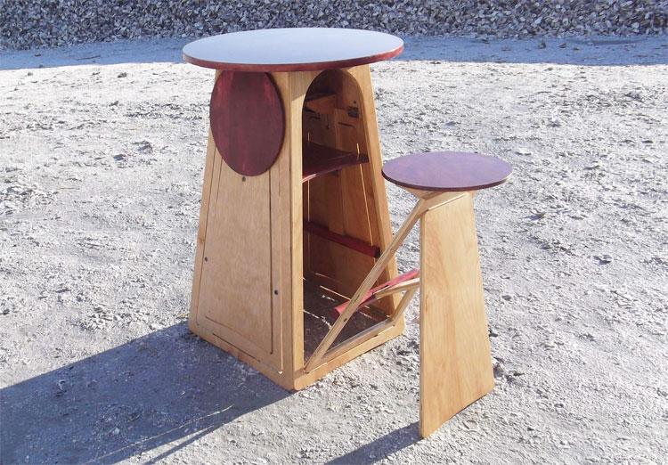 Phenomenal Expandable Quad Micro Bar Table And Stools Evergreenethics Interior Chair Design Evergreenethicsorg