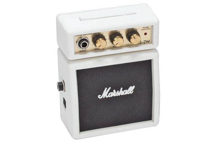 Extra Tiny Marshall Guitar Amp - Travel guitar amplifier