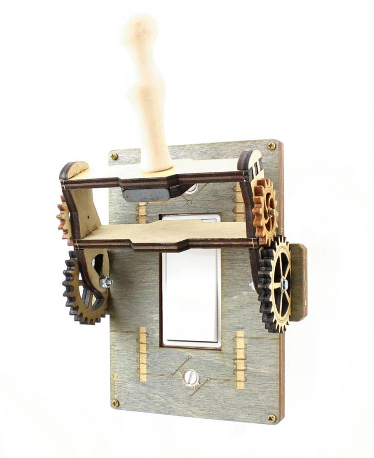 Extravagant Light Switch Toggle