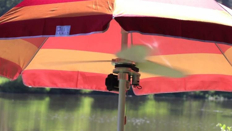 Fanbrella Umbrella Fan