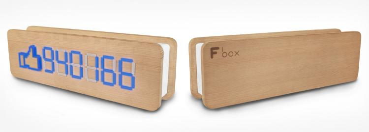 Fbox Facebook Like Counter - Real Time