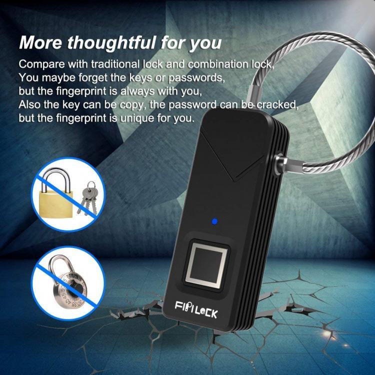 Fipilock Smart Fingerprint Lock