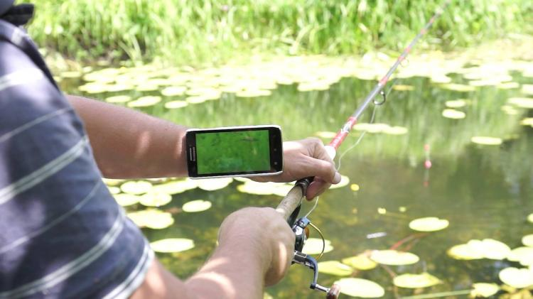 Fishing Bobber Camera - Fishing FanCam