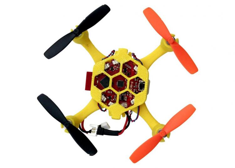 FlexBot DIY Drone Quadcopter Kit