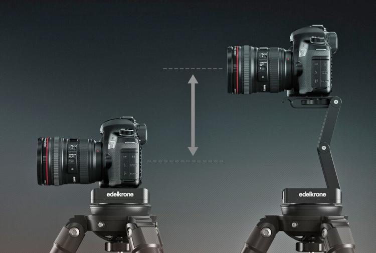 Edelkrone FlexTilt Versatile DSLR Camera Mount - Position Your Camera In Any Angle