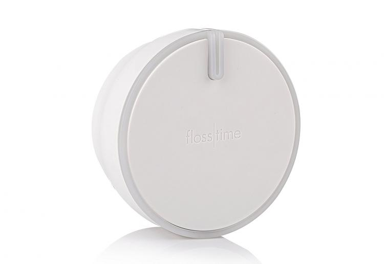 Flosstime - Automatic Floss dispensing gadget - Push button and auto dispenses perfect amount of floss