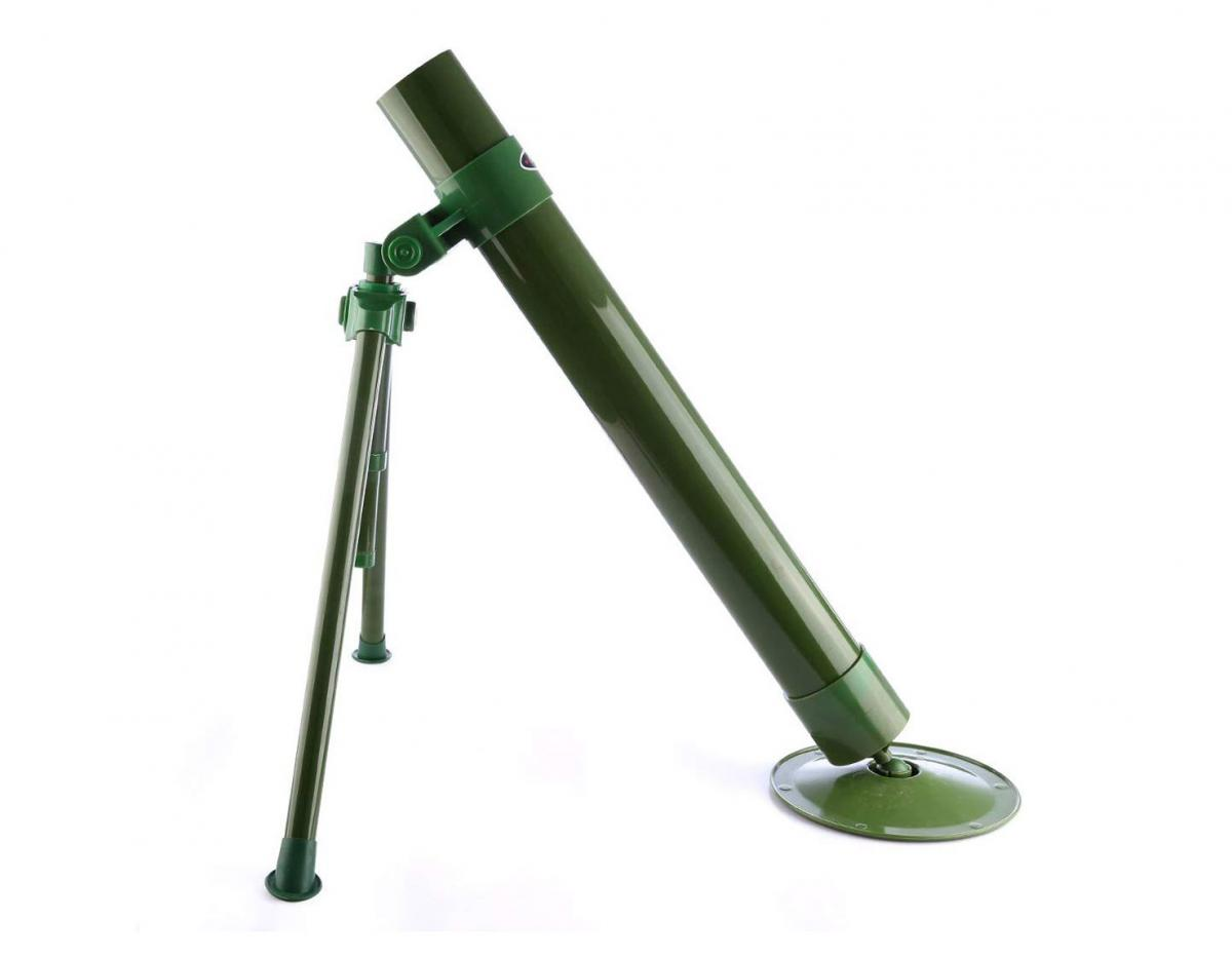 Foam Mortar Launcher - Nerf Mortar Launcher Toy