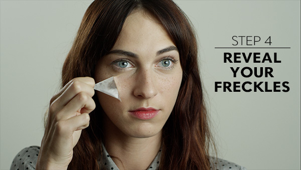 Freck Yourself - Semi-Permanent Freckle Cosmetic