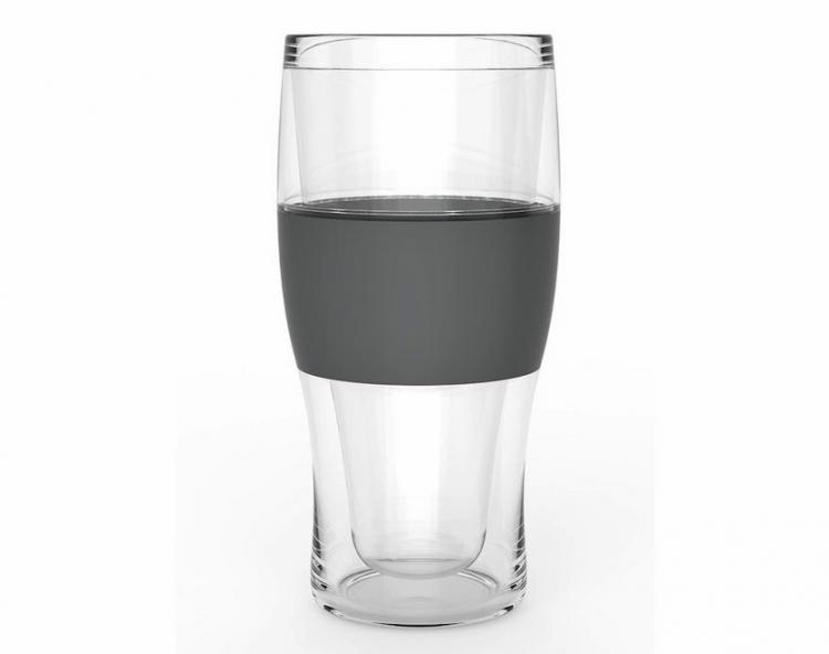 freeze cooling beer glass