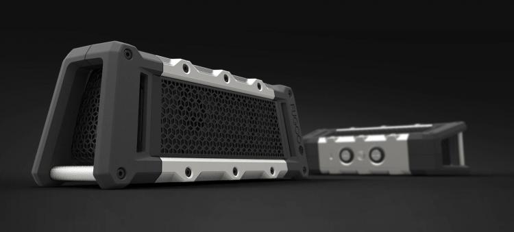 Fugoo Tough: Ultra Rugged Waterproof Bluetooth Speaker