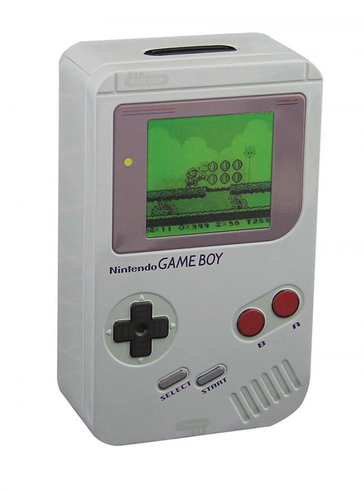 Nintendo Gameboy Bank
