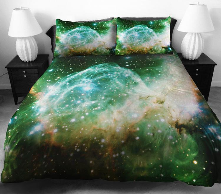 Galaxy Bedding Duvet
