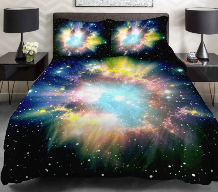 Space Bedding King