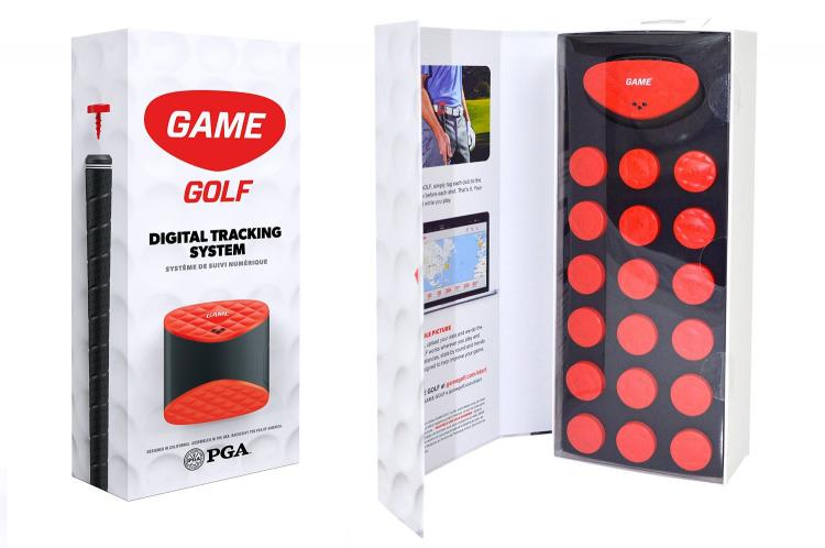 GAME Golf Shot Tracking System