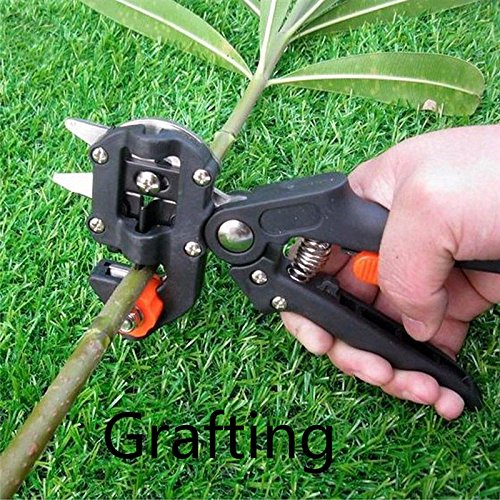2-in-1- Gardening Tool - Dual grafting tool and pruning tool