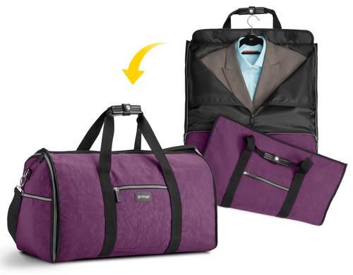 Garment Duffel Bag Biaggi Hangeroo Turns Into A Best Business