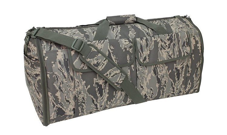 Garment Duffel Bag - Carry Garments In Disguise